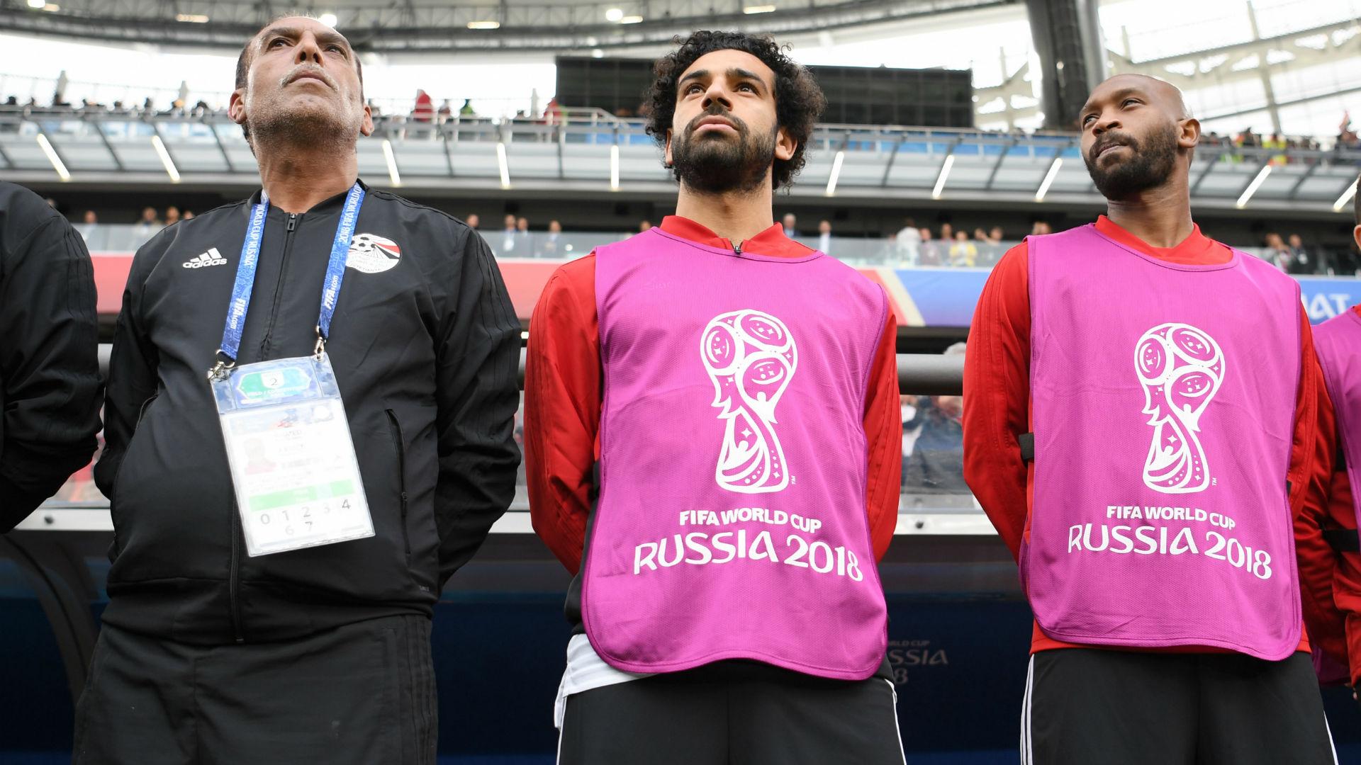 Salah Egypt World Cup