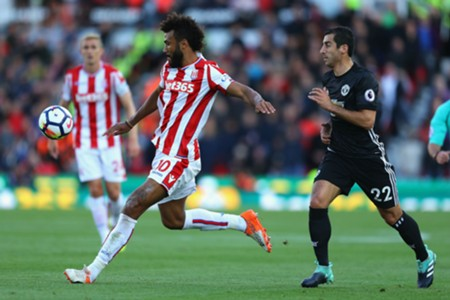 Maxim Choupo-Moting, Stoke City