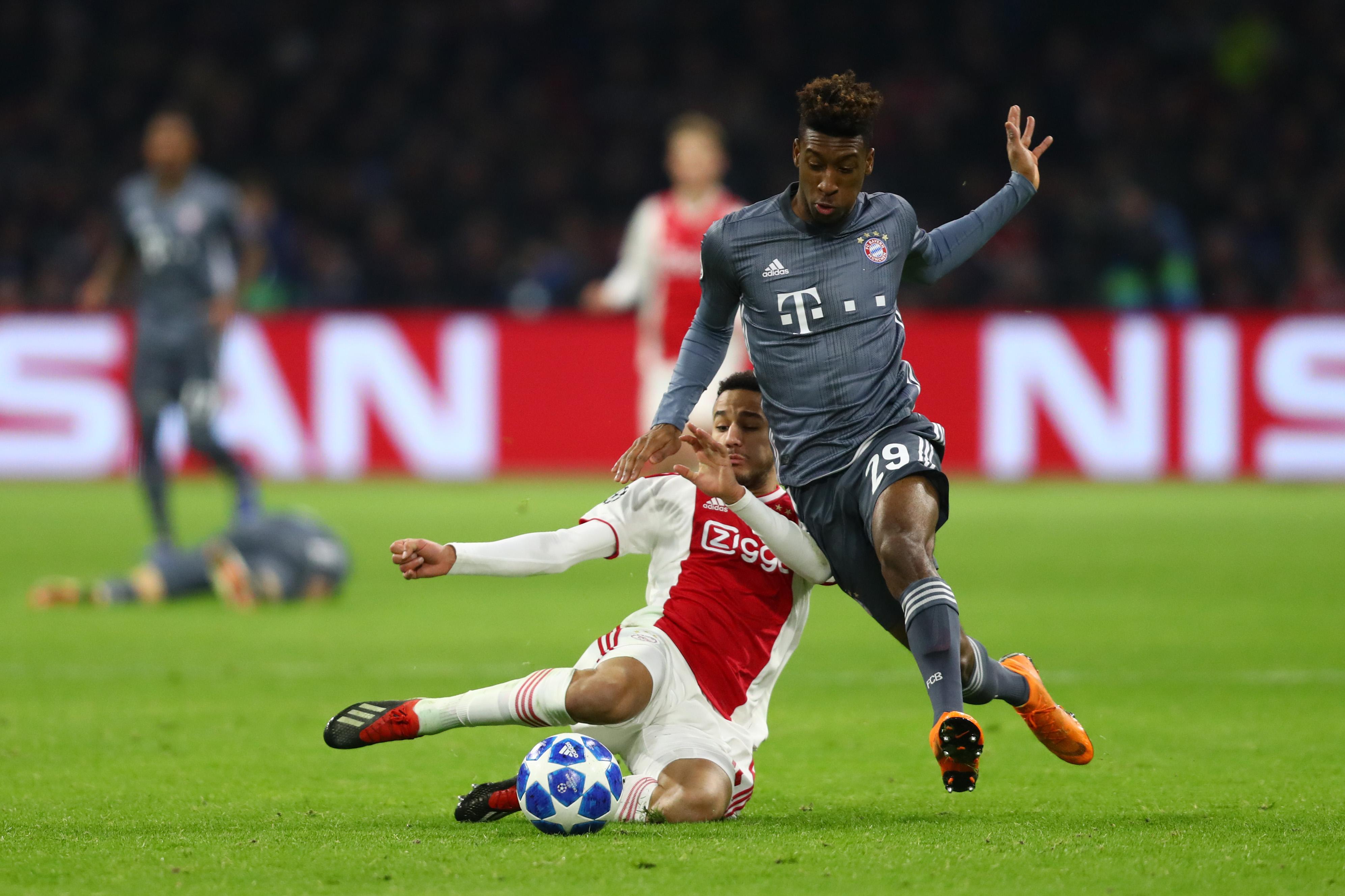 Bayern EK Coman