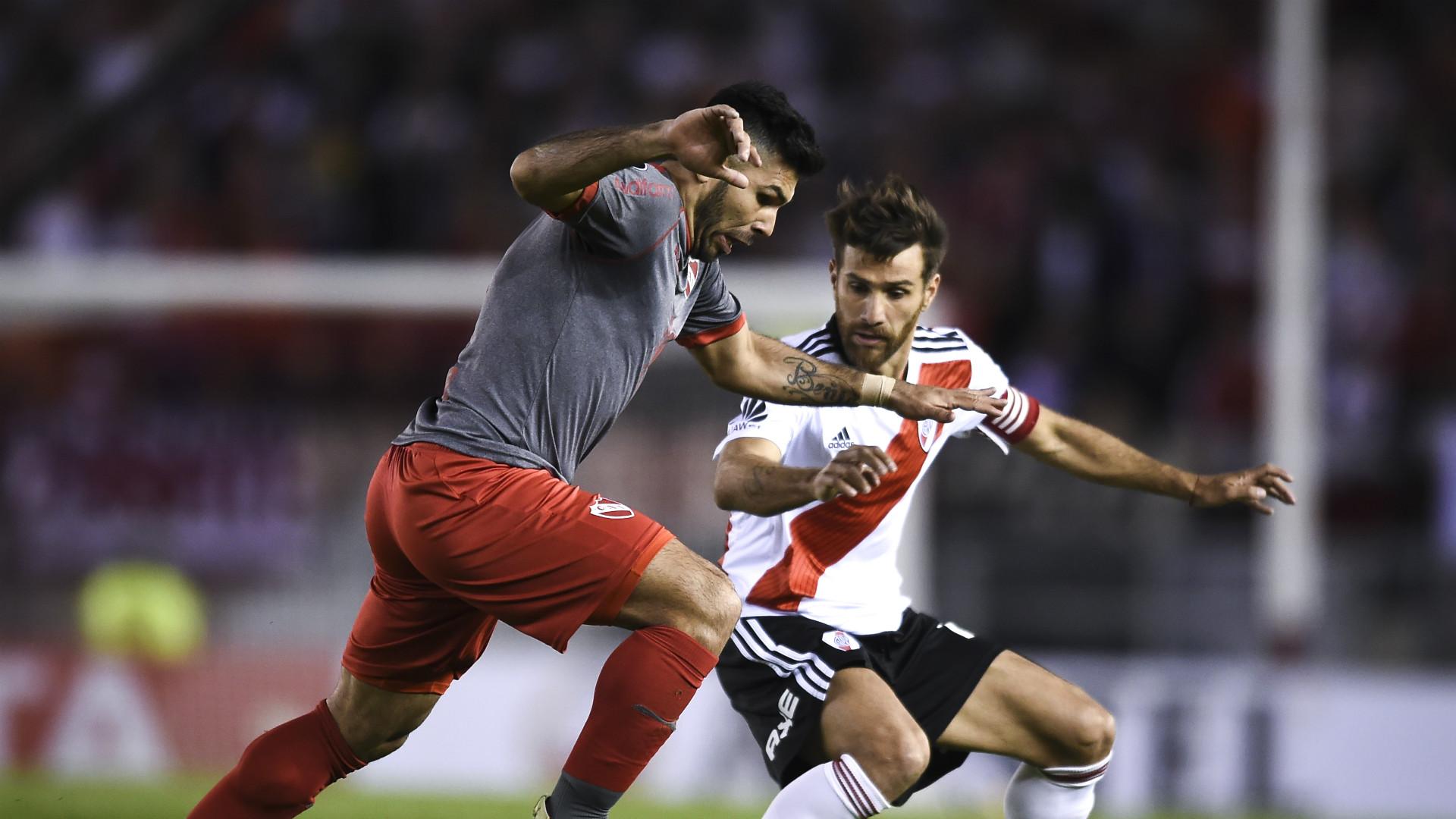 Independiente River Romero Ponzio Copa Libertadores Cuartos de final 02102018