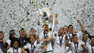 Real Madrid Champions League Milan