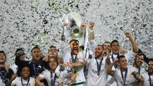 Real Madrid Champions League Milan