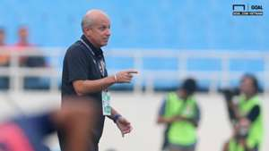 Coach Alexandre Gama U23 Thailand U23 Indonesia AFC Under 23 Qualifiers 2020
