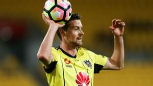 Jacob Tratt Wellington Phoenix v Melbourne Victory A-League 17012017