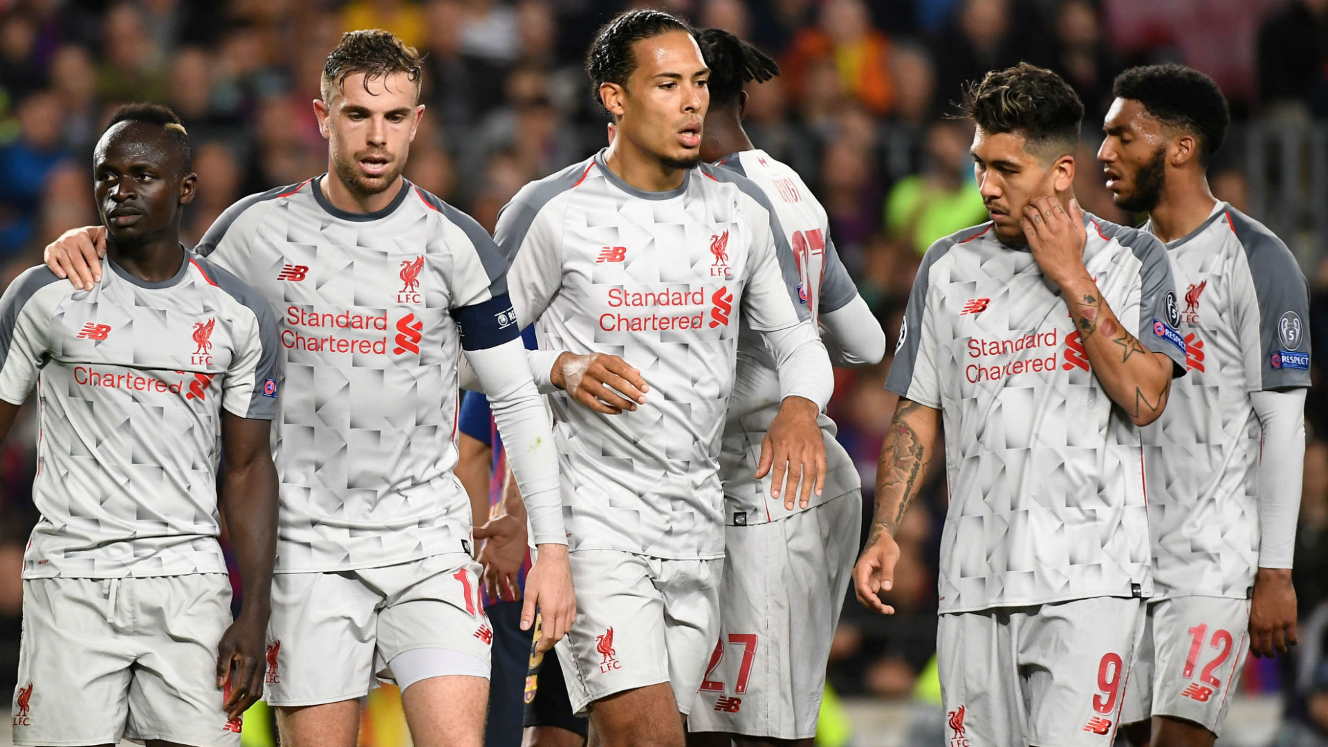 Liverpool-Man City title run-in continues