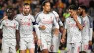 Virgil van Dijk Roberto Firmino Sadio Mane Jordan Henderson Liverpool Barcelona Champions League 2019