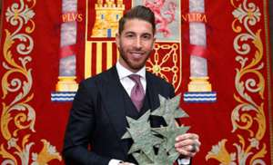 Sergio Ramos premio