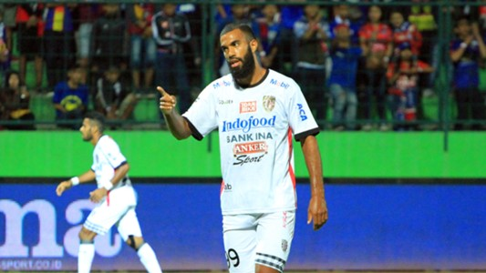 Sylvano Comvalius - Bali United
