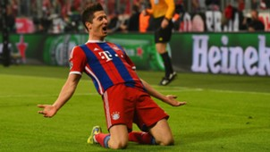Robert Lewandowski Bayern Munich Porto Champions League
