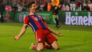 Robert Lewandowski Bayern Munich Porto Champions League