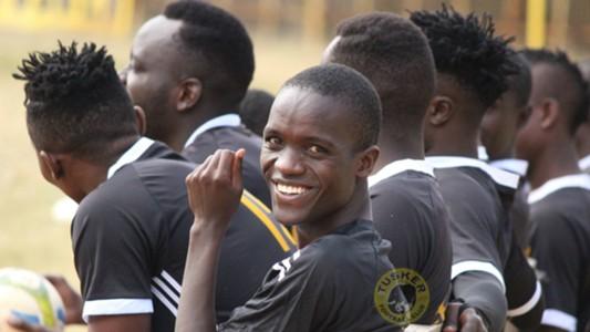 Boniface Muchiri of Tusker.