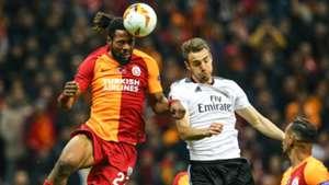 Christian Luyindama Galatasaray Benfica 02142019