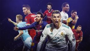 Champions League draw 2017-18