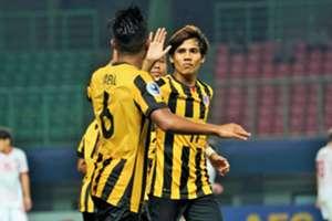 Akhyar Rashid, Malaysia U19, AFC U19 Championship, 23102018