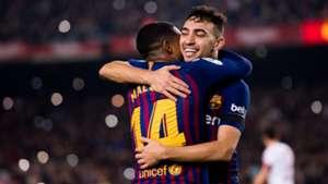 Malcom Munir Barcelona Cultural Leonesa Copa del Rey 05122018
