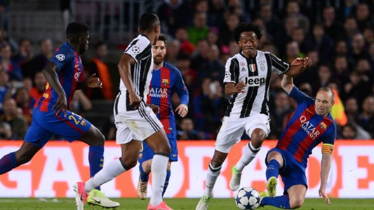 GettyImages-670318156 barcelona juventus