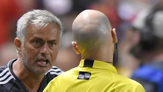 Jose Mourinho Manchester United Real Salt Lake