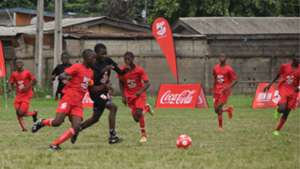 Copa Coca-Cola National Finals action