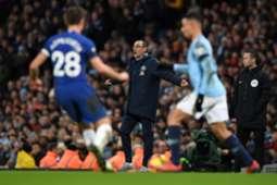Maurizio Sarri Manchester City Chelsea Premier League 02/10/19