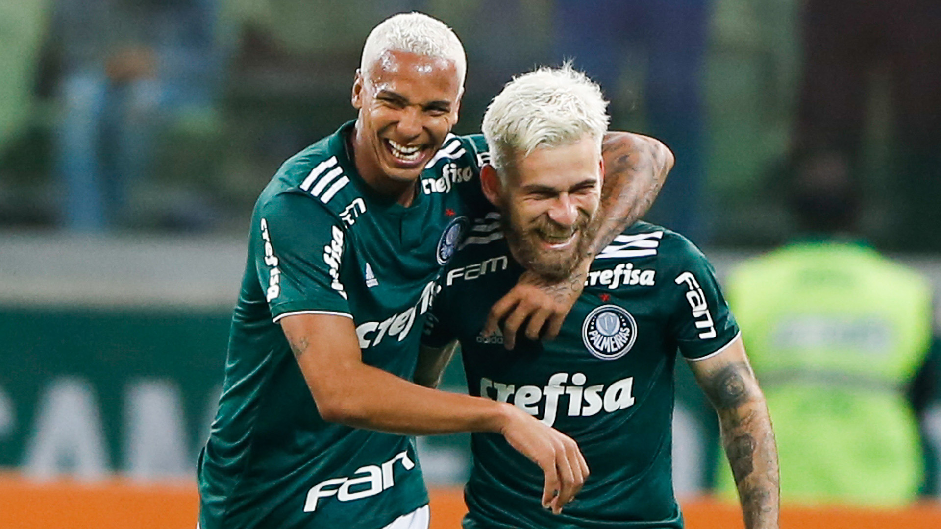 Lucas Lima Deyverson Palmeiras Botafogo Brasileirao Serie A 22082018