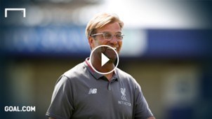GFX Jürgen Klopp FC Liverpool 07072018