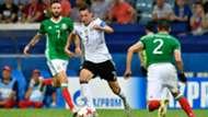 Julian Draxler Germany Mexico Confed Cup 2017