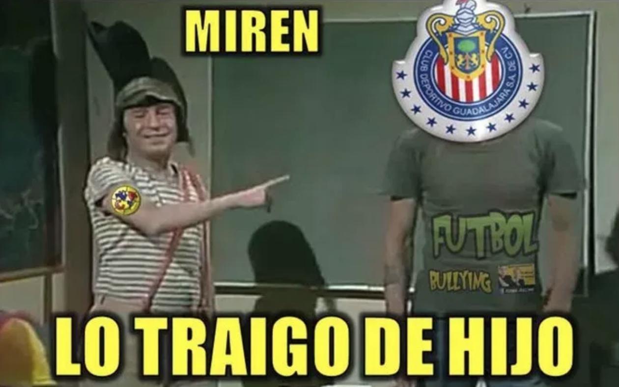 Memes Clásico Copa