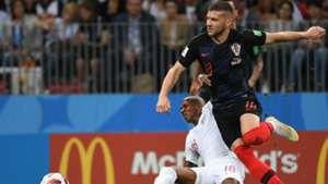 croatia england - ante rebic - world cup - 11072018