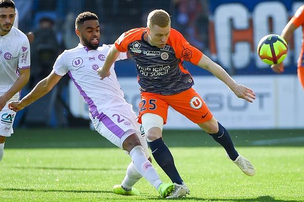 Ligue 1 : Montpellier à l'arrêt, Caen repris de justesse