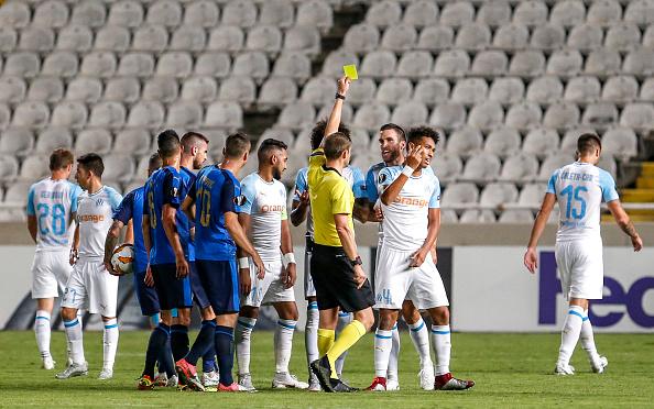 Limassol OM Ligue Europa (2-2)