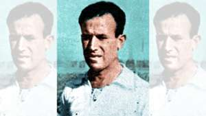 Manuel Rocha Real Madrid 1948