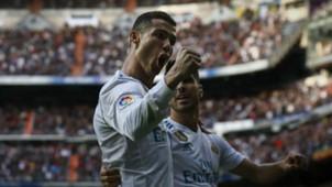 Cristiano Ronaldo Real Madrid Sevilla 091217