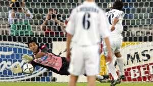 Gianluigi Buffon Juventus Real Madrid