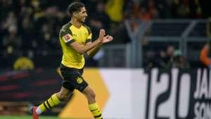 Achraf Hakimi BVB Borussia Dortmund Hannover 26012019