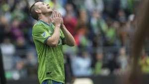 Harry Shipp Seattle Sounders MLS 2018