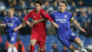 Chelsea - Liverpool   Champions League 2005/06 Group Stage