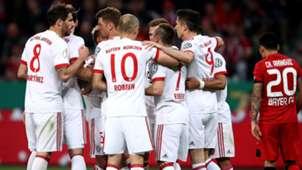 FC Bayern Bayer Leverkusen