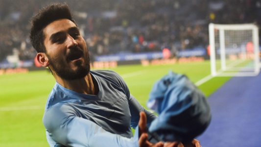 The resurrection of Gundogan: Man City man back to his brilliant Borussia Dortmund best