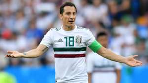 ndres Guardado Mexico South Korea World Cup 2018