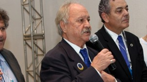 Wagner Pires de Sa, presidente do Cruzeiro