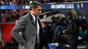 Ernesto Valverde Barcelona Tottenham UCL 11122018
