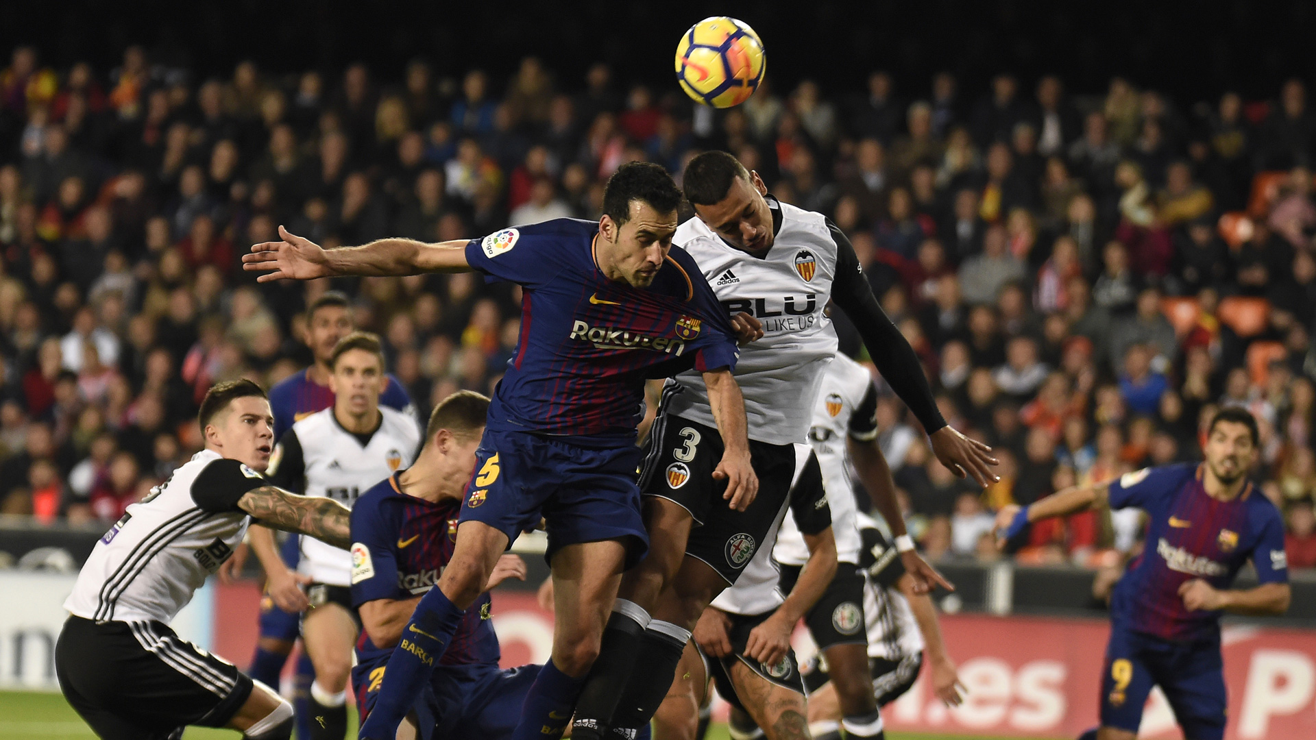 barcelona gegen valencia