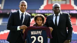 Kylian Mbappe Mbappé PSG Paris Saint-Germain