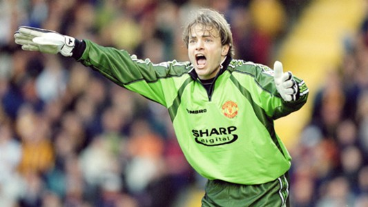 Mark Bosnich Manchester United
