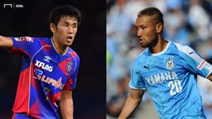 FC東京,ジュビロ磐田,米本拓司,川又堅碁