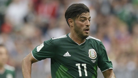 'I hope you were very proud of me' - Mexico's Vela pays tribute to late grandfather