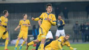 Dybala Verona Juventus