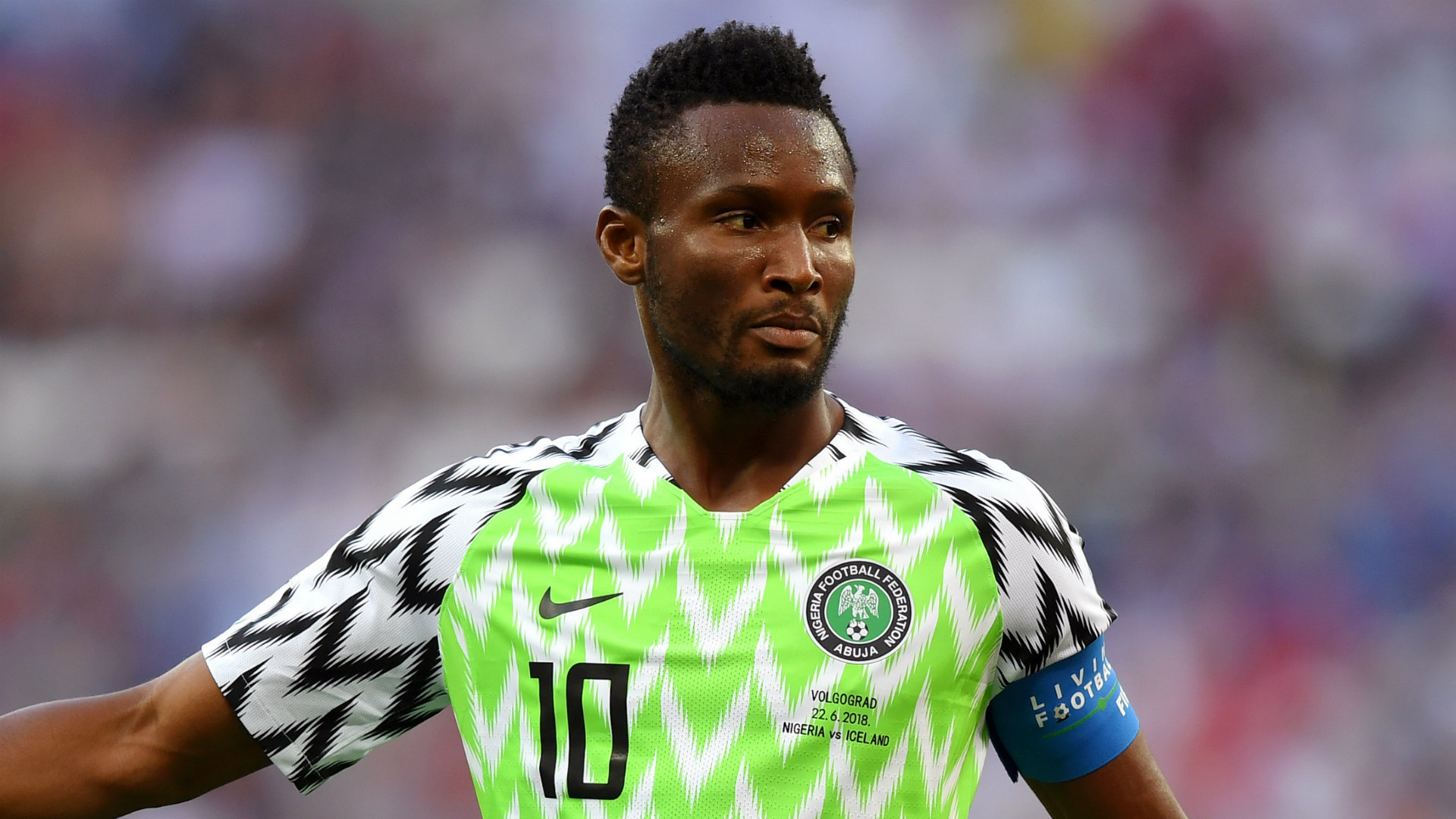 Has Mikel retired from international football? Has he any issue with Rohr?
