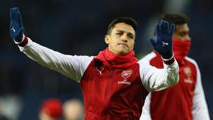 Alexis Sanchez, Arsenal