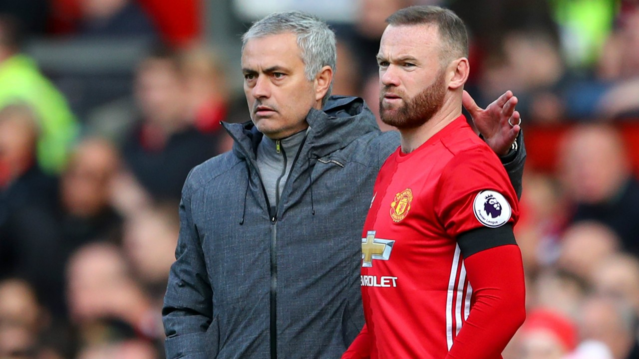 Future Man Utd manager? Rooney reveals coaching ambition